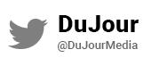 DuJour on Twitter @DuJourMedia