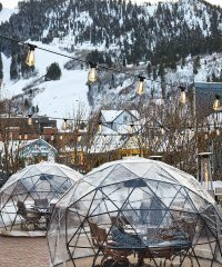 Hotspots in Aspen from Dante at The Snow Lodge to an après-ski experience at Hotel Jerome