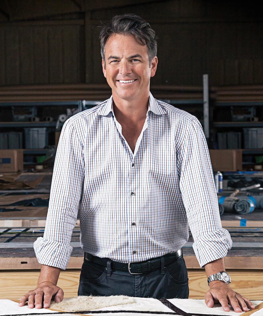 The Austin Designer Bringing Bold Back