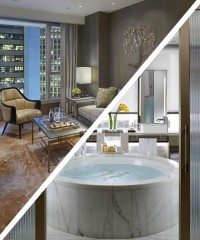 Room Request! The Landmark Mandarin Oriental