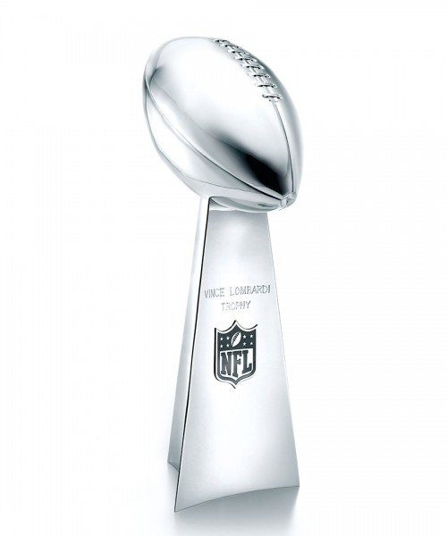 10 Facts About The Super Bowl Trophy Dujour