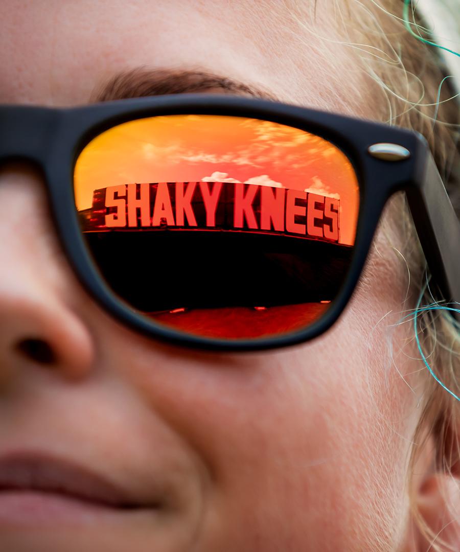 Shaky Knees Festival is Going Platinum