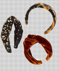 Trend Alert: Stylish Headbands