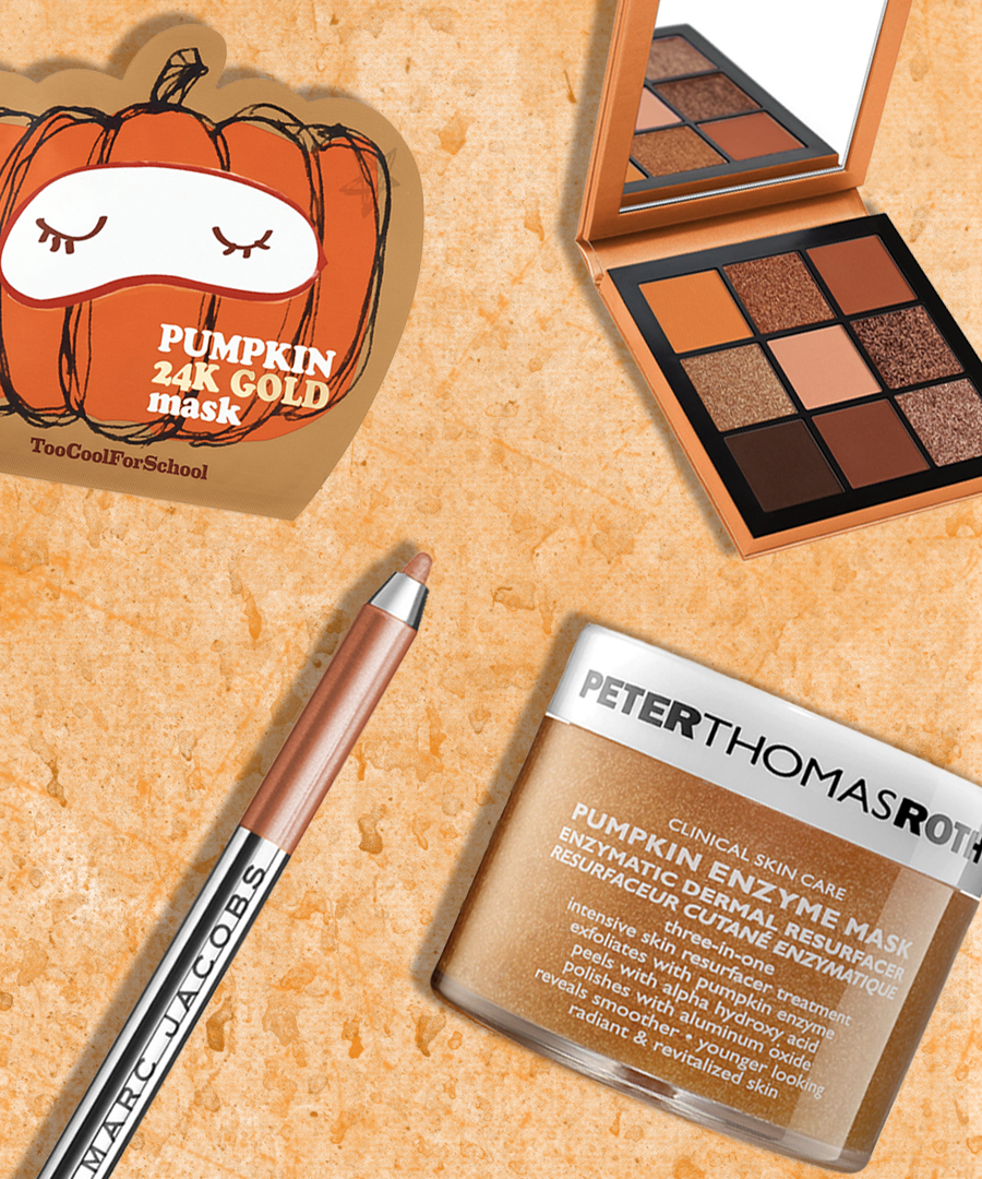 Pumpkin-Inspired Beauty and Skincare Products