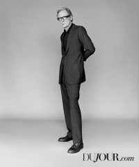Bill Nighy Plays the Dapper Dandy