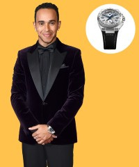 Watch & Learn: Lewis Hamilton's IWC