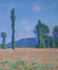 The exhibition Monet and Chicago showcases more than 70 pieces of the artist's work
