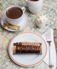 New Yorkers will be charmed by delicate confections and decadent hot chocolate at the city's newest French pâtisserie