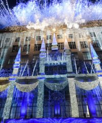 Saks Fifth Avenue Unveils 2019 Holiday Windows