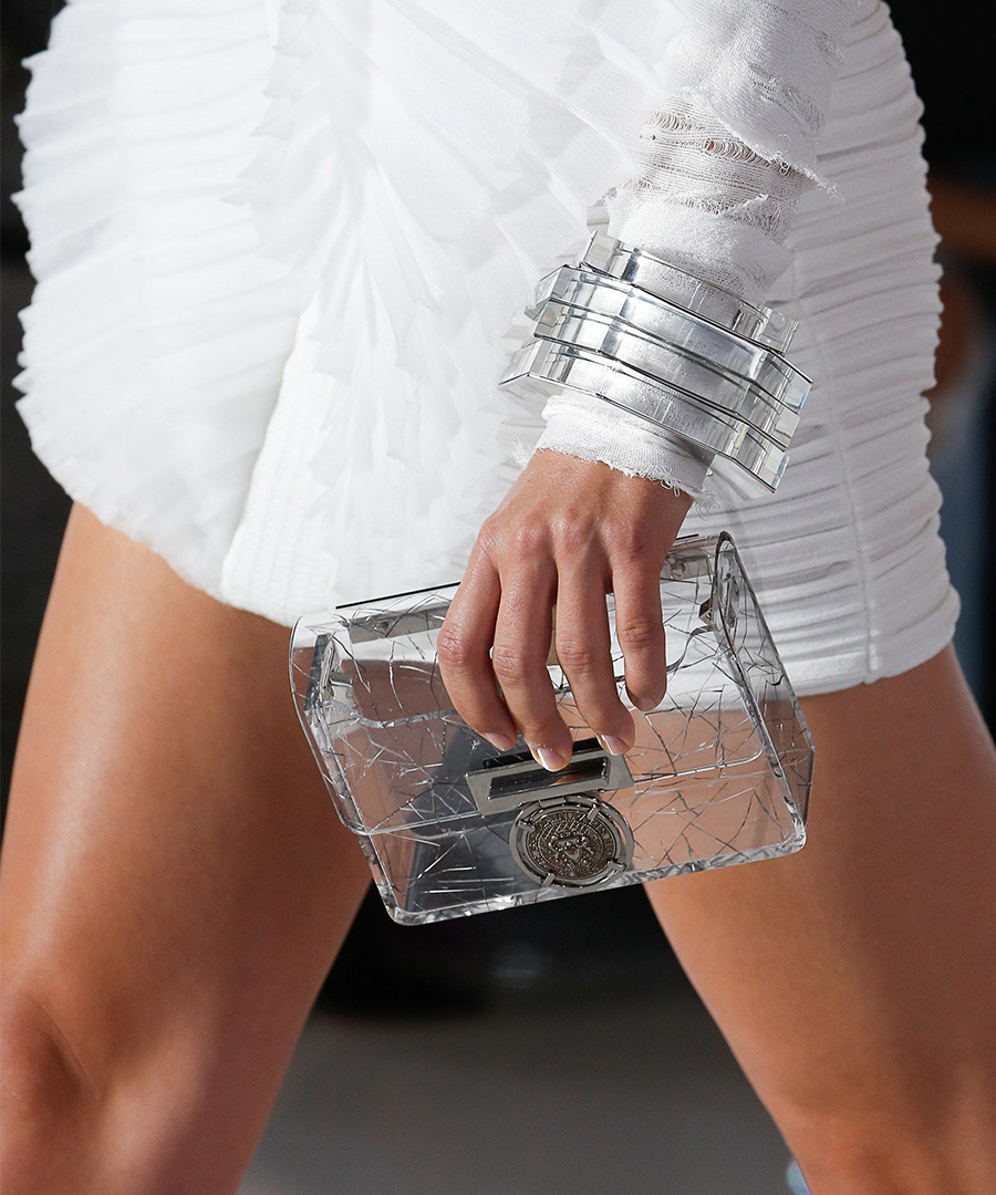 It's Clear That Lucite is on Trend