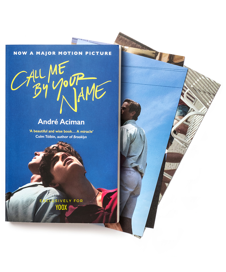 An Autographed Call Me by Your Name Book Is Now For Sale