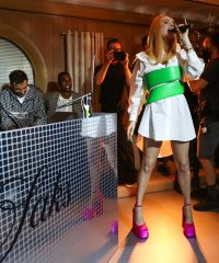 NYFW Party at Saks Fifth Avenue With Paris Hilton