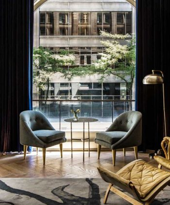 Go Green at Chicago's Kimpton Gray Hotel