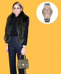 Watch & Learn: Olivia Palermo's Audemars Piguet