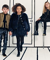 Balmain's New Kids Line Is Inspired by North West