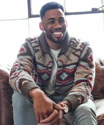 The Bachelorette Alum Mike Johnson is Making The Love He Wants