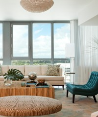 A Light and Airy Feat of Miami Design