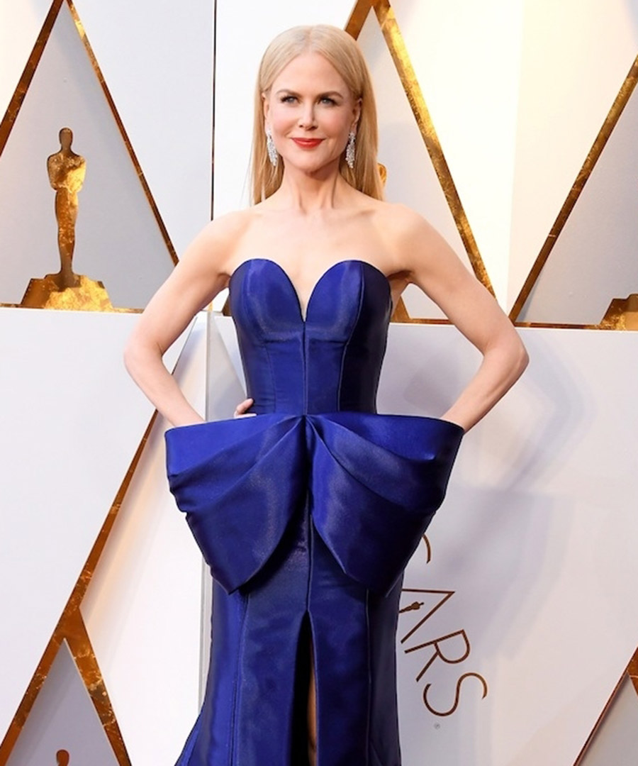 The Best Looks from the 2018 Oscars Red Carpet