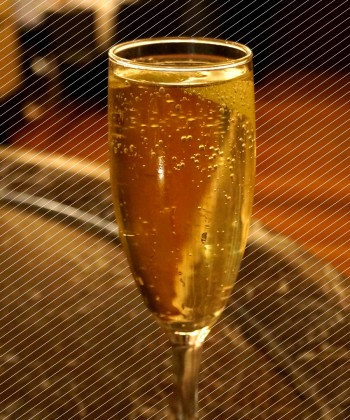 Celebrate Awards Season with Champagne Cocktails