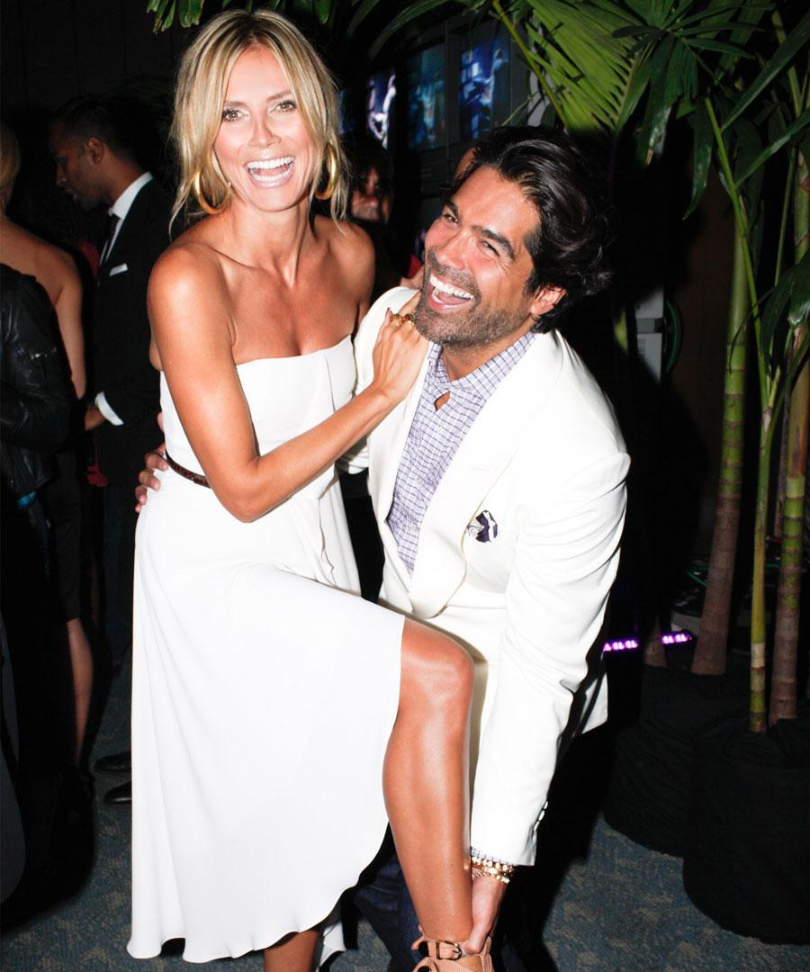 Brian Atwood Celebrates His First Store