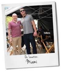 On Location with Rob Corddry