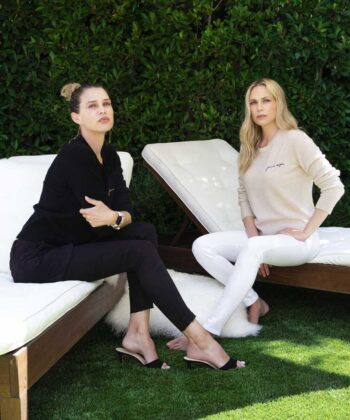 Erin & Sara Foster Team Up With Joe's