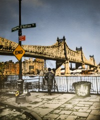 Rose Bar Gallery Presents Nick Walker: Bridges