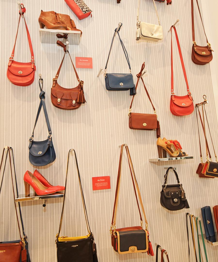 Coach Debuts a New Store Design in Chicago