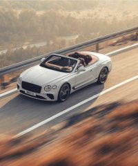 The Continental GT Might Be The Best Bentley Ever