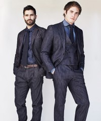Video: On Set with Blake Jenner and Tyler Hoechlin