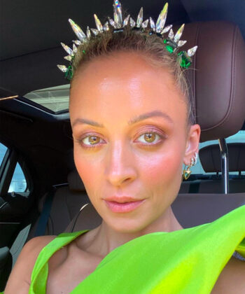 Nicole Richie Was Glowing at The 2020 VMA's