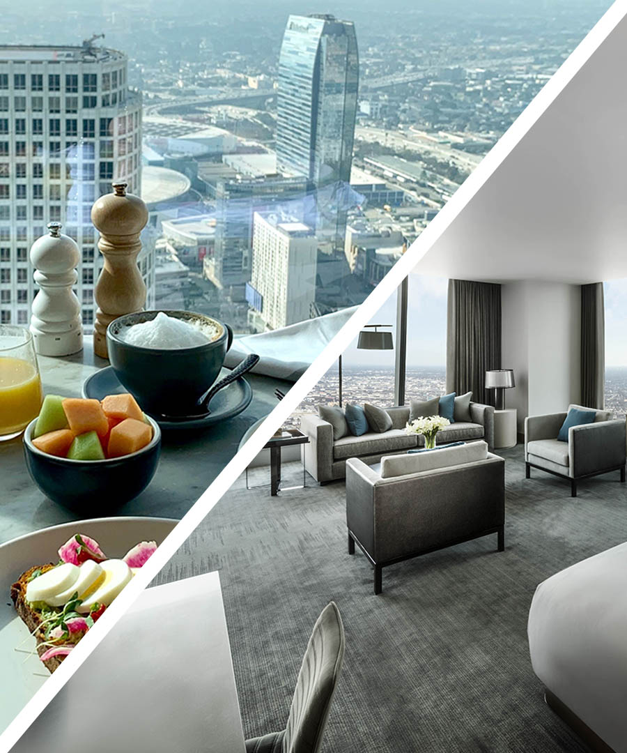 Room Request! The InterContinental DTLA