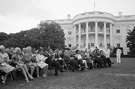 Events at the White House Festival of the Arts, June 1965