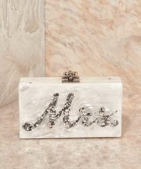 Shop Bridal Handbags for a Winter Wedding