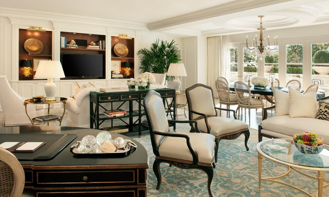 The Peninsula Beverly Hills Gets a Makeover – Gallery
