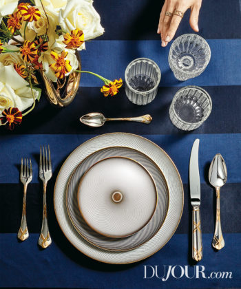 The Season's Most Festive Table Settings