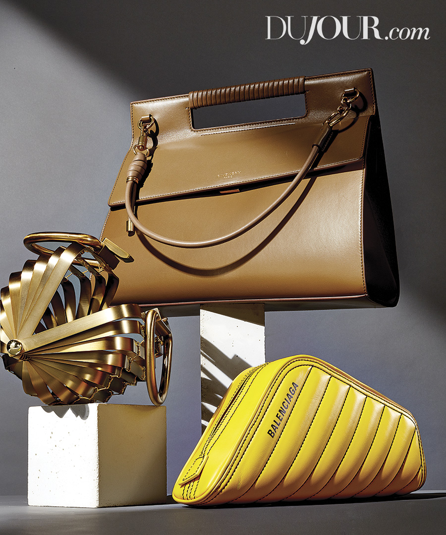 The Shape of Accessories This Spring
