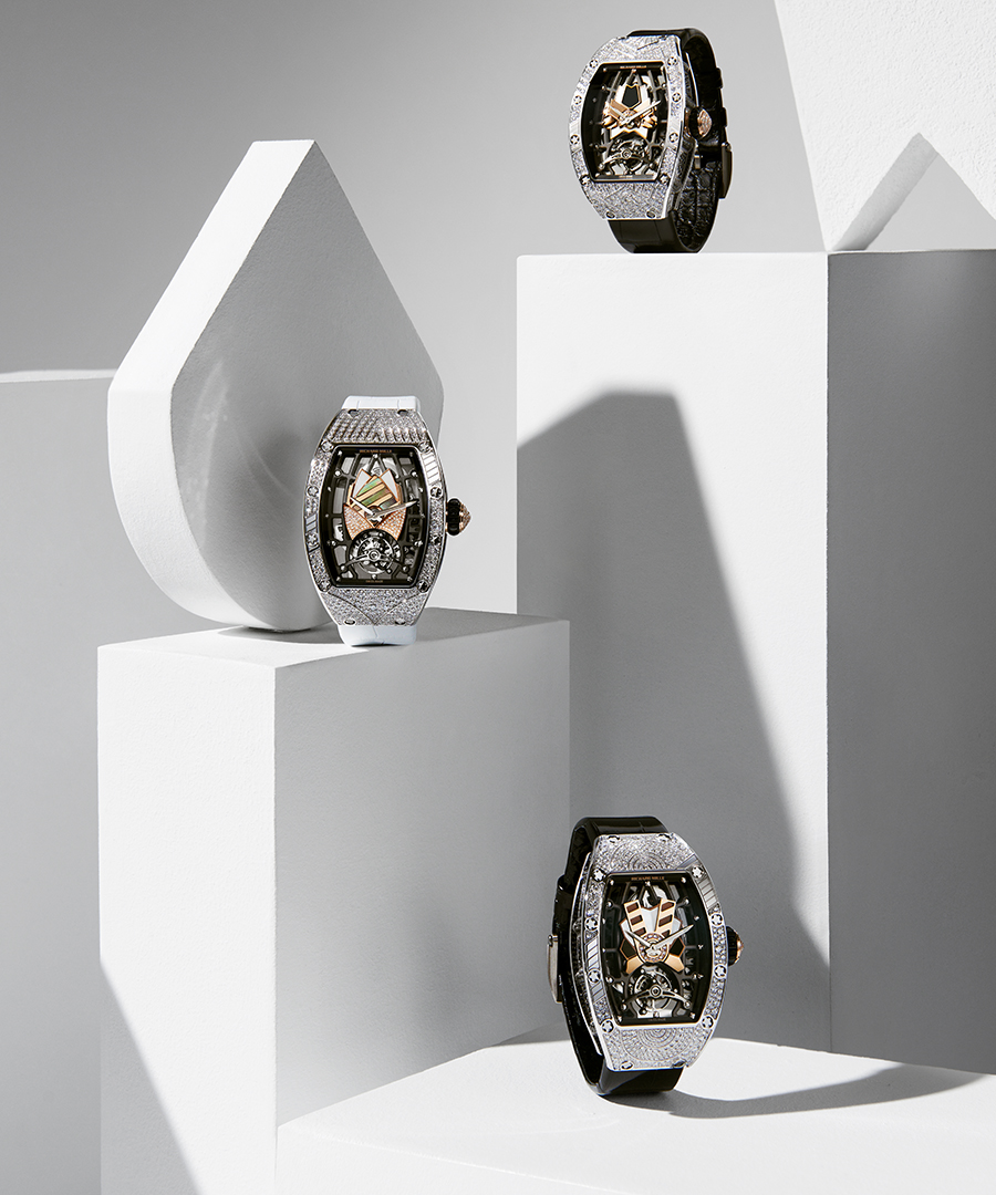 Richard Mille Launches New Women's Collection