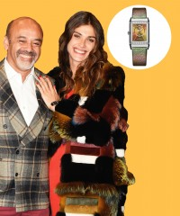 Watch & Learn: Elisa Sednaoui's Jaeger-LeCoultre