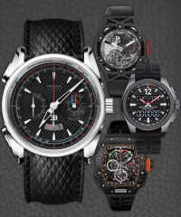 4 Sleek New Watch and Car Collaborations