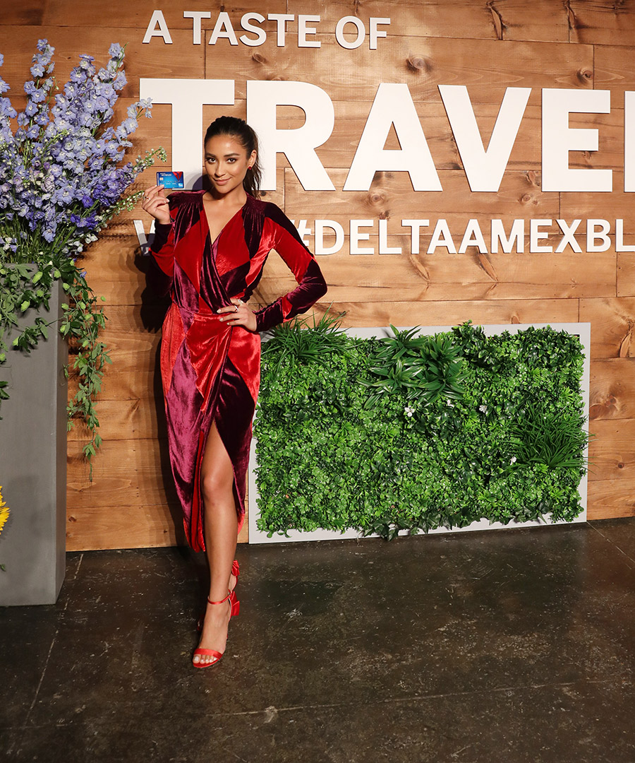 Shay Mitchell's Travel Tips for Millennials