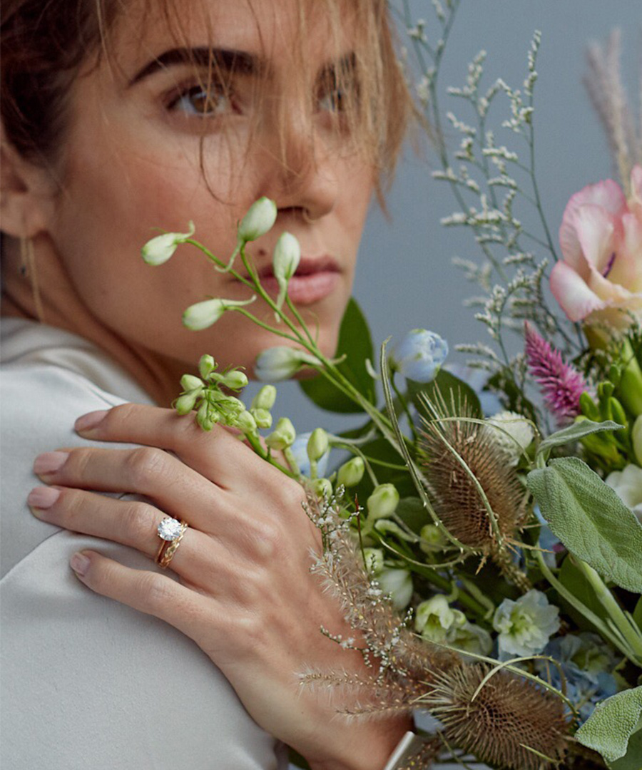 Discover Nikki Reed's Sustainable Bridal Jewelry
