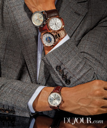 Binge Watch This Winter's Timepieces