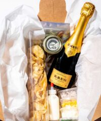 Pop Open a Bubbly Experience from Krug x Air's Champagne Parlor