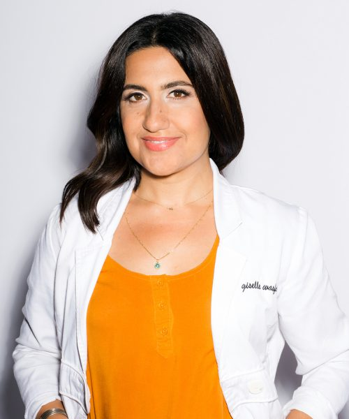 Giselle Wasfie, founder of Remix Acupuncture