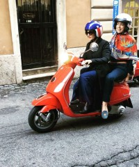A Delicious Roman Adventure with Chef Stephanie Nass