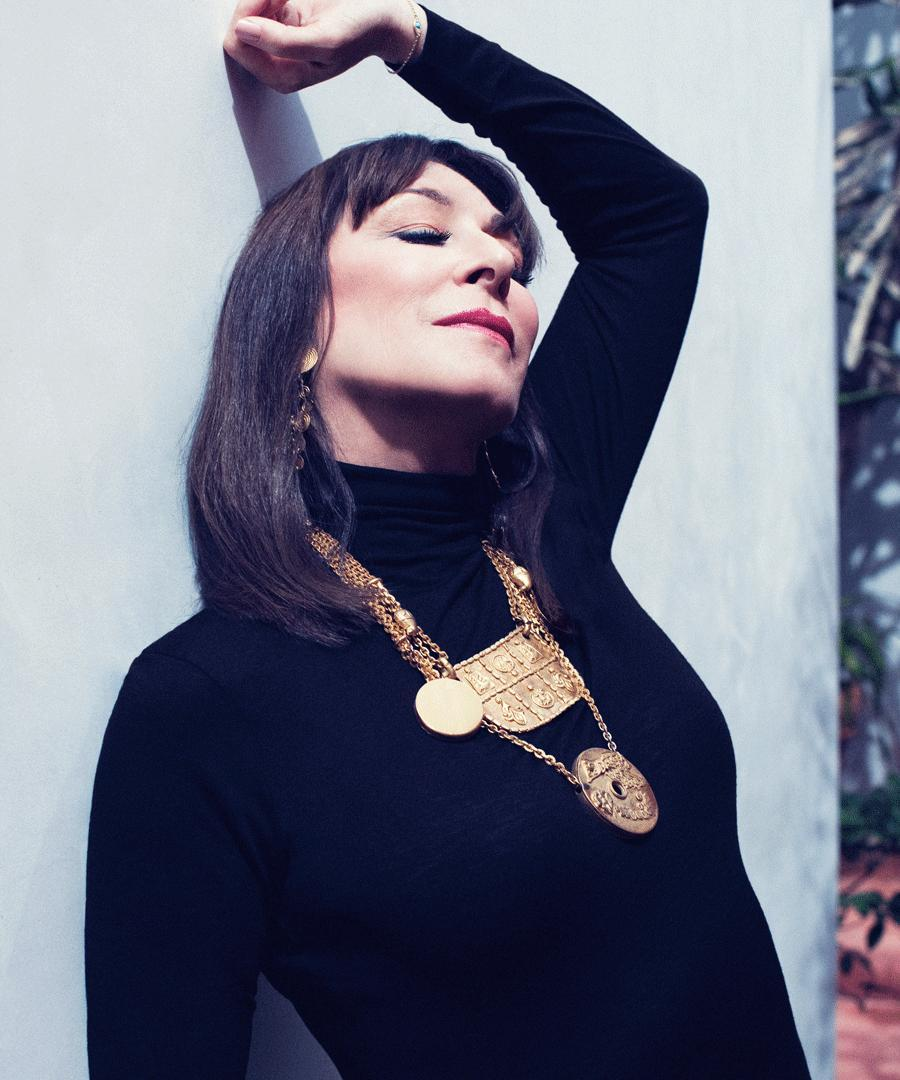 Another Reason We Love Anjelica Huston