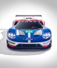 Step Inside Ford's GT Supercar