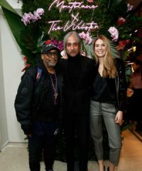 Montblanc and The Webster Celebrate Their New Launch