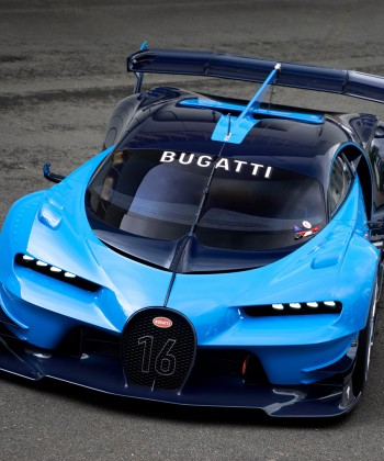 Bugatti's Next Revolutionary Hypercar